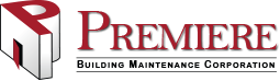 Premiere Building Maintenance Corporation Logo